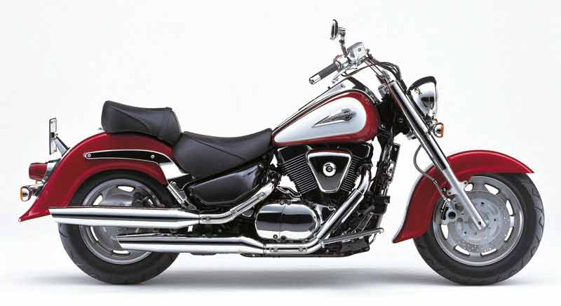 Can You Ride A Suzuki Vl1500 Intruder With An A2 Licence