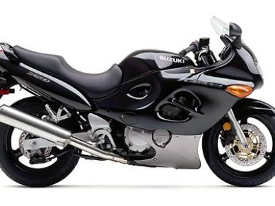 Suzuki GSX750F photo
