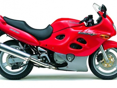 Suzuki GSX600F photo