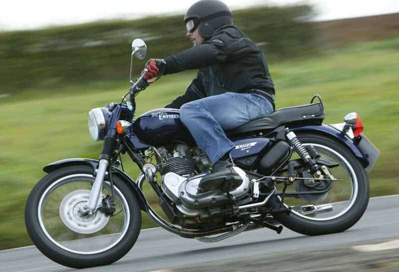 Can You Ride A Enfield Bullet Electra With An A2 Licence