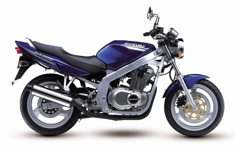 Suzuki Bandit Seat Height