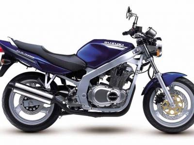 Suzuki GS500E photo