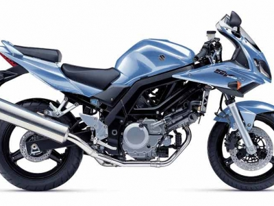 Suzuki SV650 photo