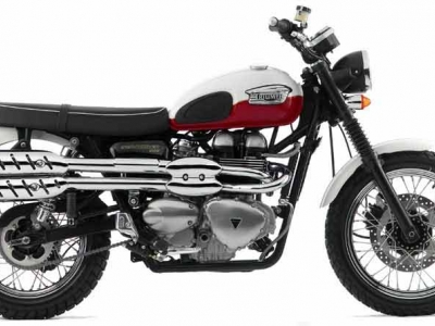 Triumph Scrambler photo