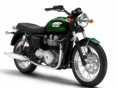 Triumph Bonneville photo