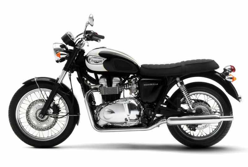 Can You Ride A Triumph Bonneville With An A2 Licence