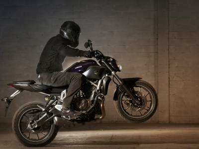 Yamaha MT-07 photo