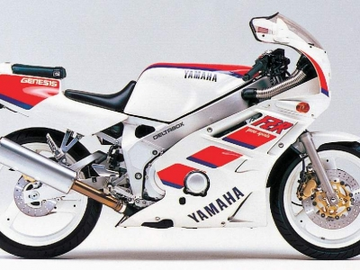 Yamaha FZR400 EXUP photo