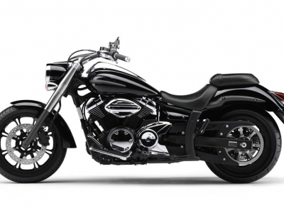 Yamaha XVS950A Midnight Star photo