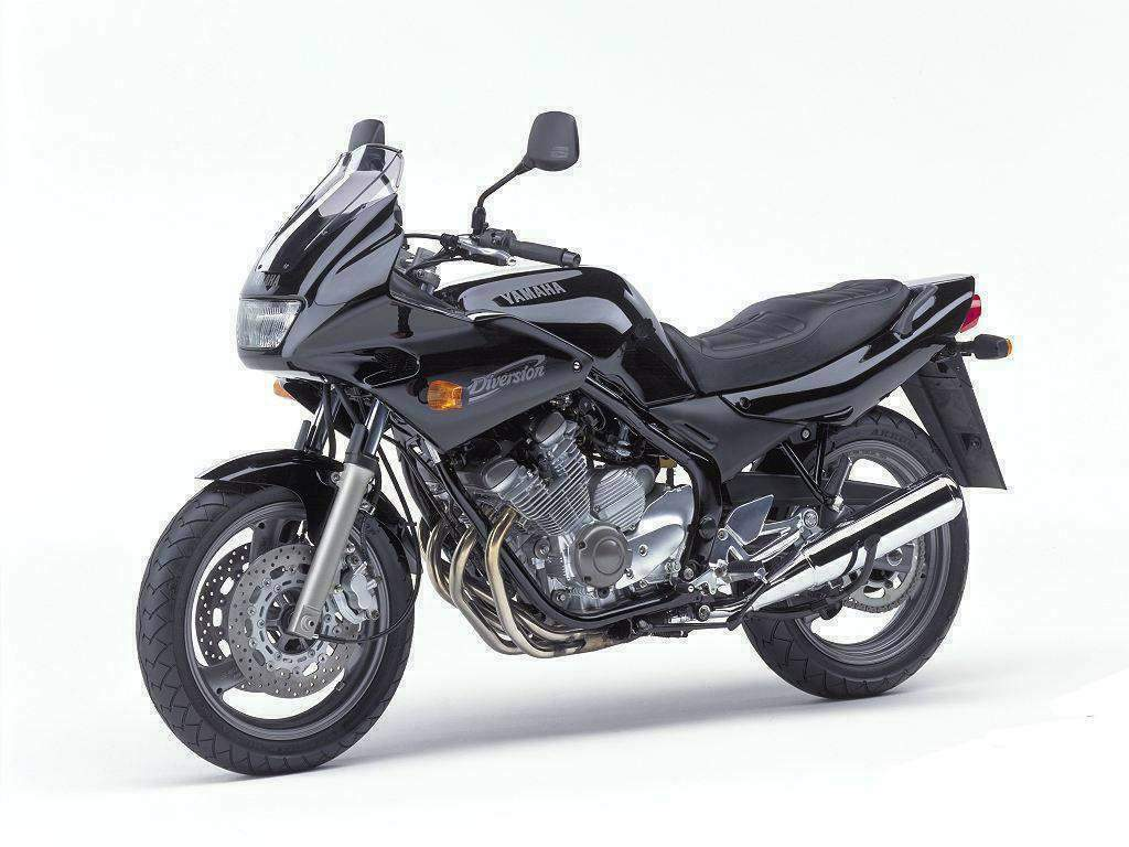 Can You Ride A Yamaha Xj600 Diversion With An A2 Licence