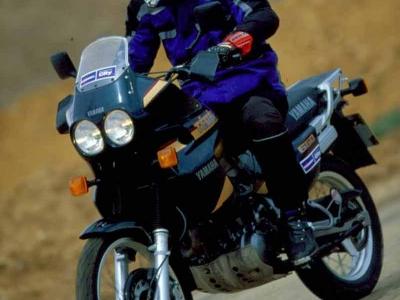 Yamaha XTZ660 photo