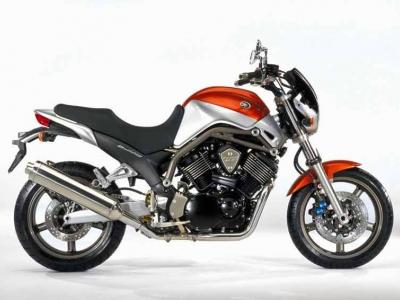 Yamaha BT1100 Bulldog photo