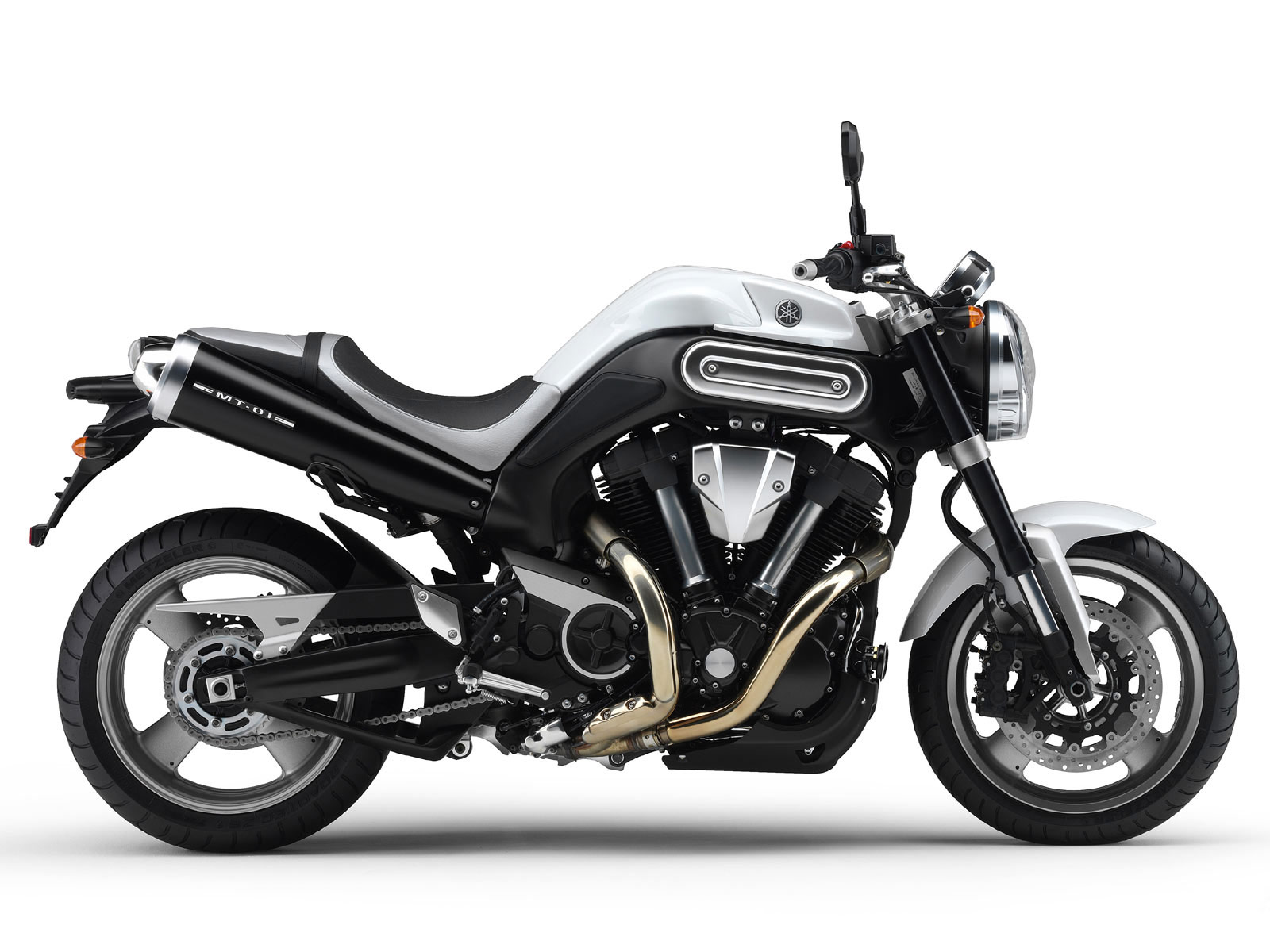 Can you ride a Yamaha MT-01 with an A2 licence?