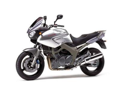 Yamaha TDM900 photo