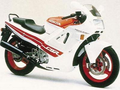 Honda CBR600F photo