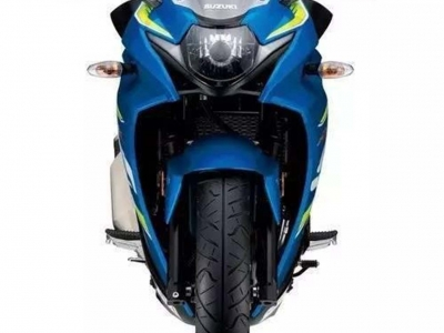 Suzuki GSX250R photo