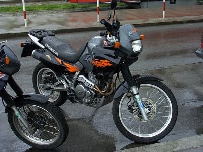 Honda NX650 Dominator photo