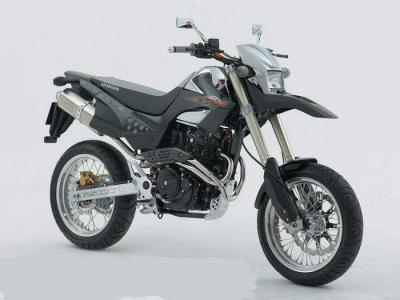 Honda FMX650 photo