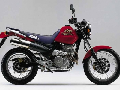 Honda SLR650 photo