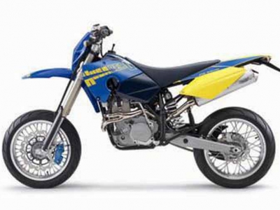 Husaberg FS 400E photo