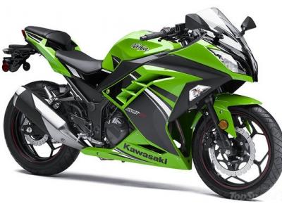 Kawasaki Ninja 300 photo