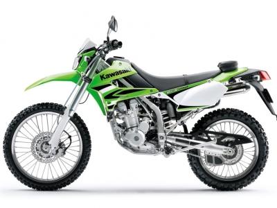 Kawasaki KLX250 photo