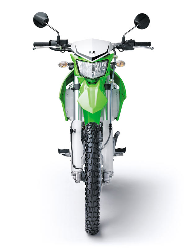 Can You Ride A Kawasaki Klx250 With An A2 Licence