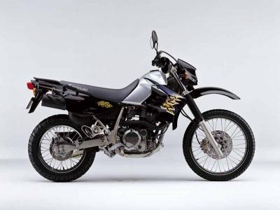 Kawasaki KLR650 photo