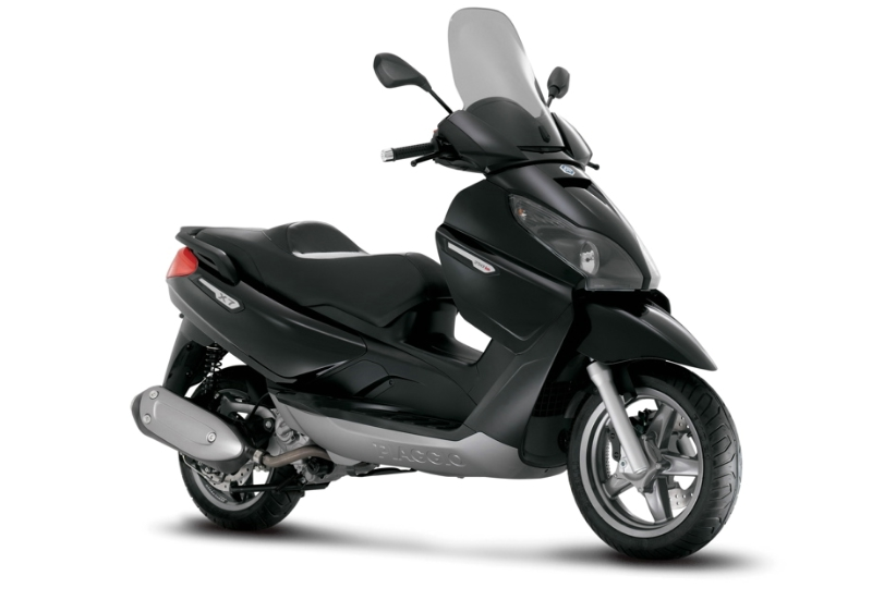 can you ride a piaggio x7 250ie with an a2 licence?