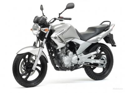 Yamaha YBR250 photo