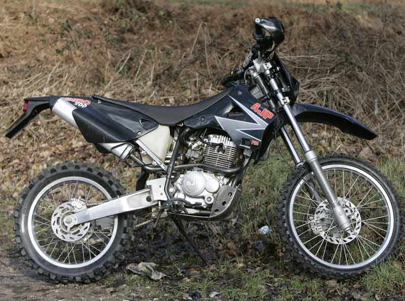 Can You Ride A Ajp Pr4 Enduro With An A2 Licence