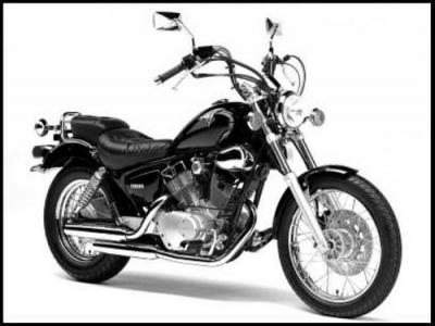 Yamaha XV250S Virago photo