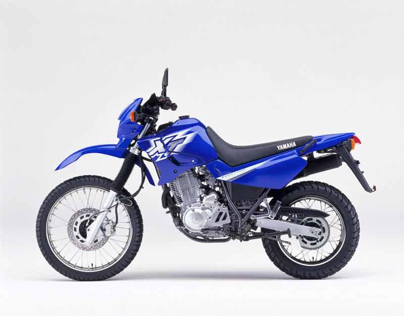 Yamaha XT 600 E ile ilgili görsel sonucu