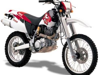 Yamaha TT600R photo