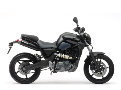 Yamaha MT-03 photo