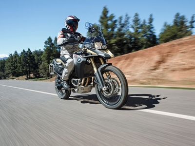 BMW F800GS Adventure photo