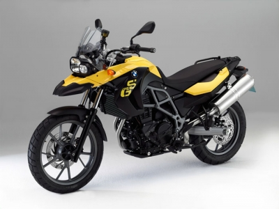 BMW F650GS photo