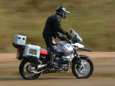 BMW R1150GS Adventure photo