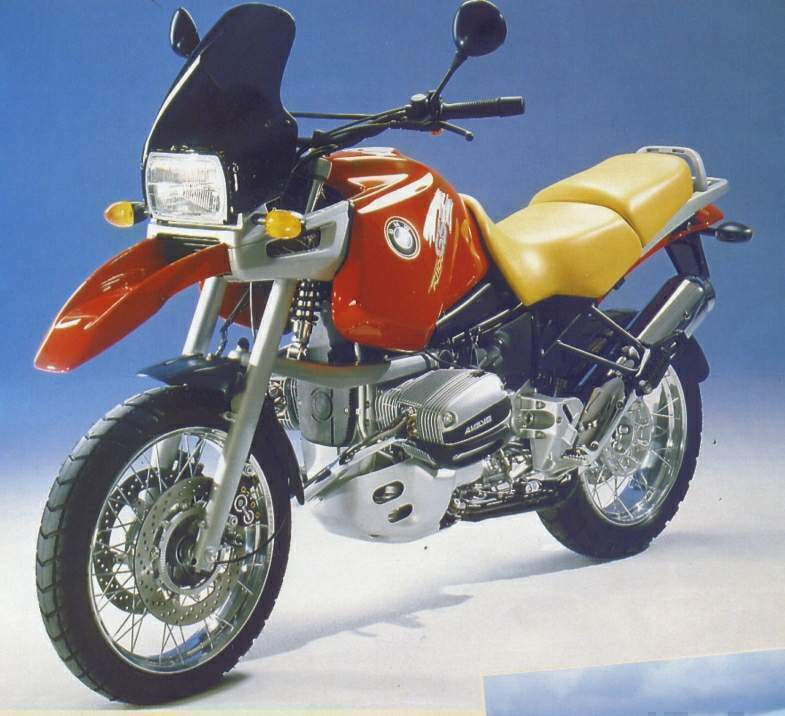 Can You Ride A Bmw R1100gs With An A2 Licence