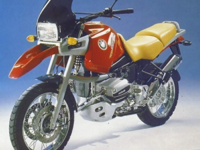 BMW R1100GS photo