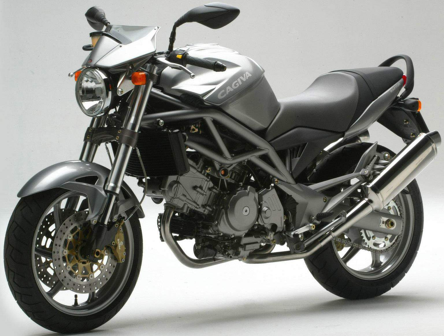 Can you ride a Cagiva Raptor 650 with an A2 licence?