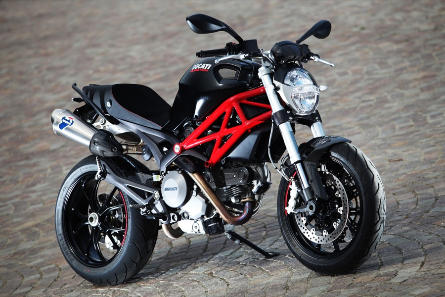 The Bike Insurer >> Can you ride a Ducati Monster 796 with an A2 licence?