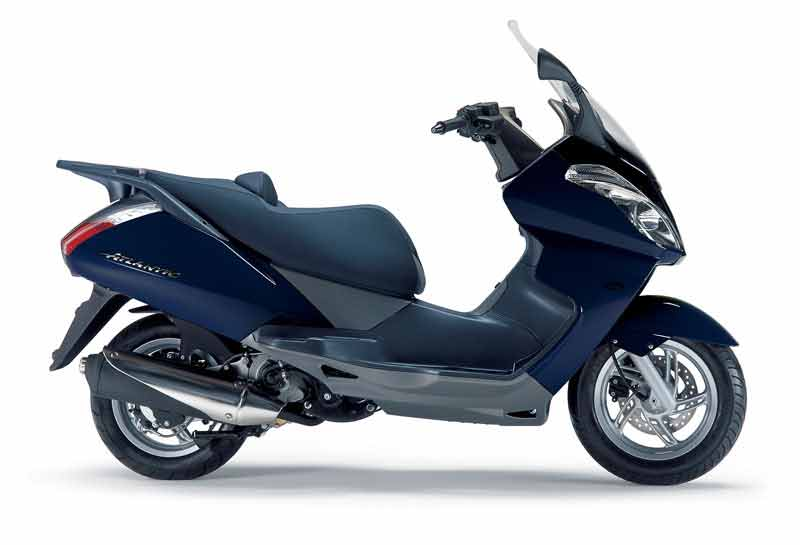 Can You Ride A Aprilia Atlantic 500 With An A2 Licence