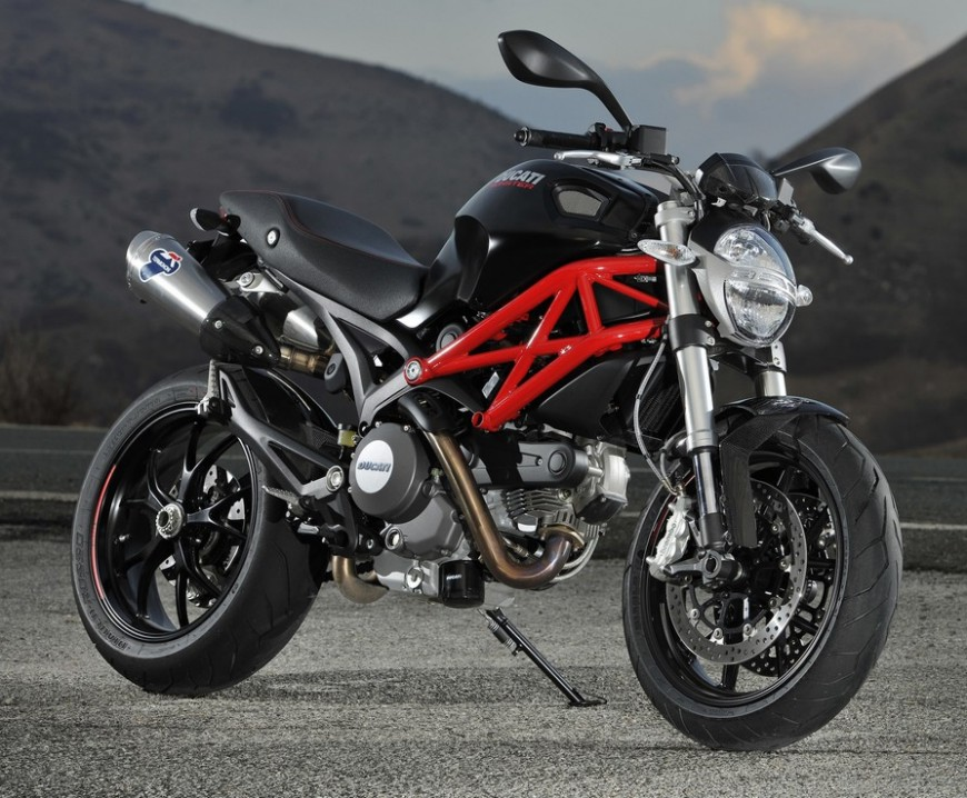 Can you ride... Ducati Monster 796
