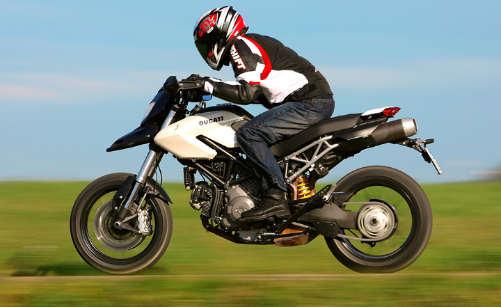 can you ride a ducati hypermotard 796 with an a2 licence
