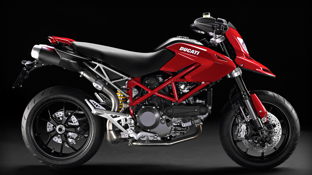 Can You Ride A Ducati Hypermotard 1100 With An A2 Licence