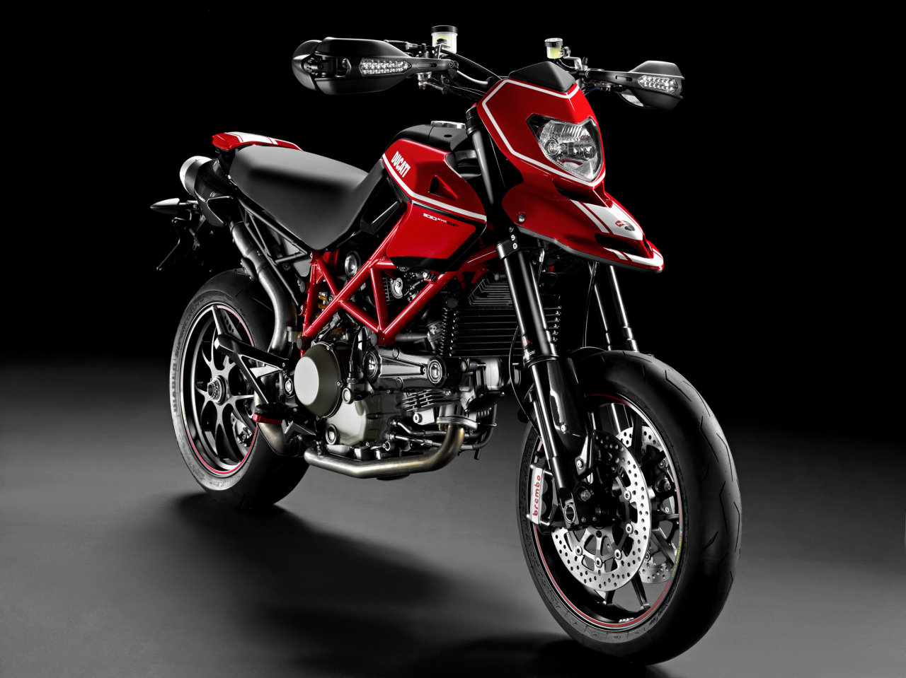 The Bike Insurer >> Can you ride a Ducati Hypermotard 1100 with an A2 licence?