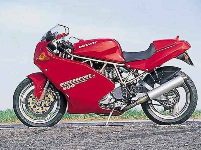 Ducati 900SS photo
