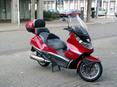 Aprilia Atlantic 500 photo