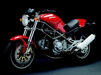 Ducati M600 Monster photo